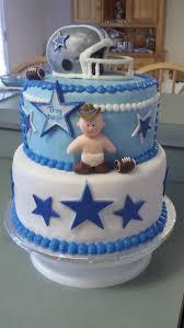 Dallas Cowboys Room Decor Ideas by Baby Shower Dallas Cowboy Theme Baby Shower Decoration