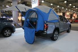 Happy Glampers: Custom Bed Tent Now Available For Honda Ridgeline ... 57066 Sportz Truck Tent 5 Ft Bed Above Ground Tents Skyrise Rooftop Yakima Midsize Dac Full Size Tent Ruggized Series Kukenam 3 Tepui Tents Roof Top For Cars This Would Be Great Rainy Nights And Sleeping In The Back Of Amazoncom Tailgate Accsories Automotive Turn Your Into A And More With Topperezlift System Avalanche Iii Sports Outdoors 8 2018 Video Review Pitch The Backroadz In Pickup Thrillist