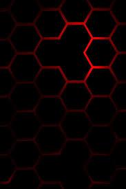 Red Hexagon