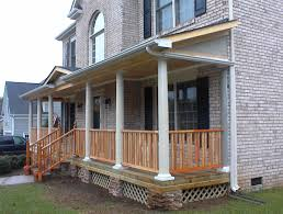 Columns On Front Porch by Front Porch Good Looking Designs Of Front Porch Column Ideas