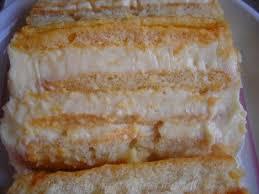 dessert avec des boudoirs délice au citron sans cuisson biscuits boudoirs lait concentré