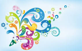 Cool Abstract Art Designs Background