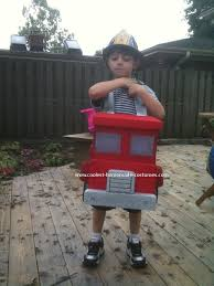 100 Fire Truck Halloween Costume Homemade All About S