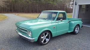 1967 Chevrolet C/K Truck For Sale Near Cadillac, Michigan 49601 ...