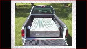 Truck Bed Tool Boxes New Lund 72 In Full Size Aluminum Cross Bed ...