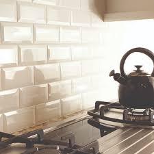 6 X 12 Beveled Subway Tile by Ceramic Bone 3 X 6 Adex Hampton Crackle Beveled Wall Tile