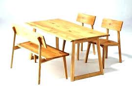 Ikea Wood Dining Table Floor Improbable Furniture Folding