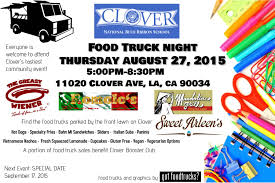Clover Avenue Elementary Back To School Food Trucks August 27 La Cakerie Baltimore Food Trucks Roaming Hunger Best Taco In Los Angeles 947 The Wave 27 Of The In America 19 Essential Winter 2016 Eater La Guerrilla Tacos Mobi Munch Inc Healthy Menu Options Are Becoming Truck Industry Standard Cbs Angeles Gourmet Angelesphoto Tender Grill Socalmfva Southern California Mobile Vendors Association