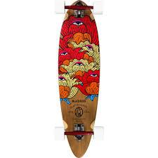 Pintail Longboard Deck Template by Girls Longboards Best Longboard For Girls