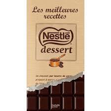 chocolat noir nestle dessert comparez vos chocolats confiseries