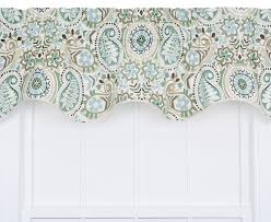 Jacobean Floral Country Curtains by Amazon Com Ellis Curtain Paisley Prism Jacobean Floral Print