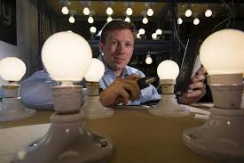 investors light up finally bulb company with 15m the boston globe