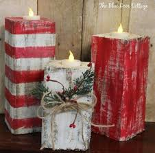 Scrap Wood Candles Christmas CandlesMerry ChristmasChristmas Crafts