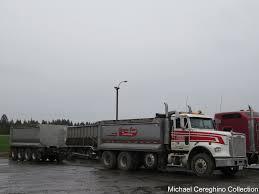 100 Sherman Bros Trucking Freightliner SDSevere Duty Dump Truck Truc Flickr