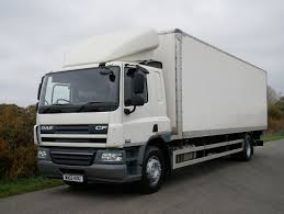 Used Box Vans For Sale UK