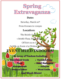 Beistle pany s Spring Extravaganza March 10 2018