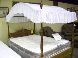 king size canopy bed with curtains size canopy bed decofurnish