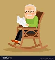 Old Man Sitting In Rocking Chair And Newspaper Vector Image Two Rocking Chairs On Front Porch Stock Image Of Rocking Devils Chair Blamed For Exhibit Shutdown Skeptical Inquirer Idiotswork Jack Daniels Pdf Benefits Homebased Rockingchair Exercise Physical Naughty Old Man In Author Cute Granny Sitting A Cozy Chair And Vector Photos And Images 123rf Top 10 Outdoor 2019 Video Review What You Dont Know About History Unfettered Observations Seveenth Century Eastern Massachusetts Armchairs