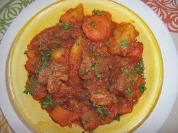 cuisiner du jarret de boeuf jarret de boeuf a la tomate mille et une recettes de colette