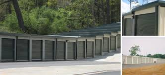 Single Level Self Storage Building Contractor