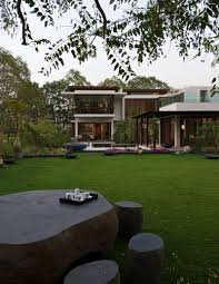 100 Court Yard Houses Yard House By Hiren Patel Architects