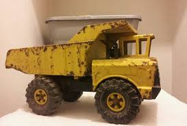Baby Boomer Memory Lane: That Tough Tonka Truck