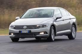 2017 Volkswagen Passat Review