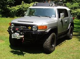 Front Reciever Hitch On An Fj Cruiser | Re: Receiver Front Bumper ...