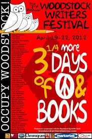 2012 Woodstock Writers Festival