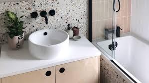 moderne badfliesen 5 fliesen trends fürs badezimmer