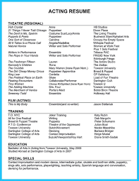 Awesome Outstanding Acting Resume Sample To Get Job Soon, | Resume ... 8 Child Acting Resume Template Samples Sample For Beginners Valid Theatre Rumes Simple Cfo Beaufiful Example Images Gallery Actor Five Things That Happen Realty Executives Mi Invoice And Free Download Templates 201 New Resume Sample Presents How You Will Make Your Professional Or Inspirational 53 Professional Presents Your Best Actors Format Elegant For Lovely Actress Atclgrain