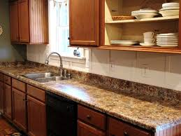 improbable kitchen countertops laminate ideas Painted Laminate