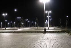 San Bernardino Parking Lot Lighting Repair