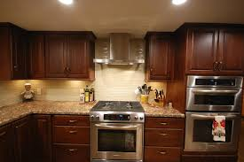 StarMark Chestnut With Java Island And Cambria Shirebrook Countertops