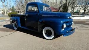 100 1951 Ford Truck For Sale F1 For Sale 100824011 Pickup Trucks Vintage