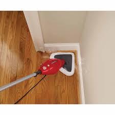 Steam Mop On Laminate Hardwood Floors by Dirt Devil Easy Steam Express Ii Steam Mop Pd20030 Walmart Com