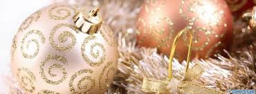 Christmas Tree Decoration Facebook Cover