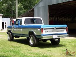 100 1979 Ford Truck For Sale RARE FORD F350 Supercab 4X4WD WFactory Options Restored To