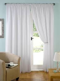 Crushed Voile Curtains Uk by 100 Shabby Chic Voile Curtains Gypsy Sheer Voile Ruffled Window