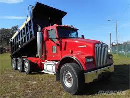 100 Kenworth Dump Truck W900S For Sale Ocala Florida Price 69900 Year 2004