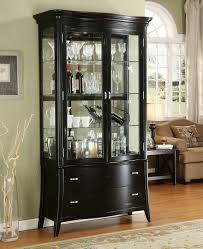 corner curio cabinets with lights home design ideas what is a