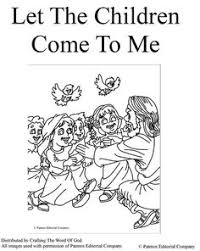 Feeding The Multitude Coloring Pages Are A Great Way To End Jesus TeachingsFollow