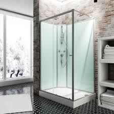 schulte duschkabine ibiza mit funktionsteil links 240 cm x 120 cm x 80 cm
