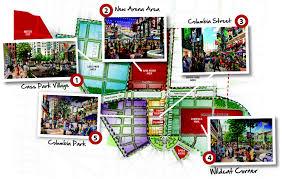The 5 neighborhoods Here s the plan