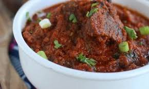 This Is A Popular And Traditional West African Stew That Often Prepared In Mo