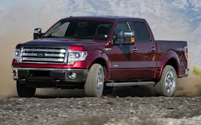 The Most Capable Truck In Its Class: The New 2013 Ford F-150