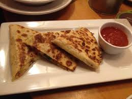 Lunch special Grilled ve able piadina Picture of Olive