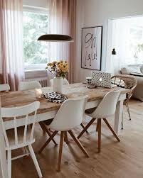 trying to figure out how to curate your dining space mix