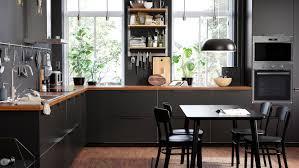 offene geschlossene küchenregale ideen ikea deutschland