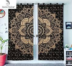 rideau pour chambre a coucher noir et doré tapisserie salon rideaux pour chambre à coucher